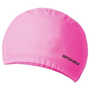 Dvojvrstvová plavecká čiapka Spokey TORPEDO ružová, Spokey