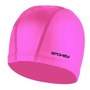 Plavecká čiapka Spokey FOGI ružová, Spokey