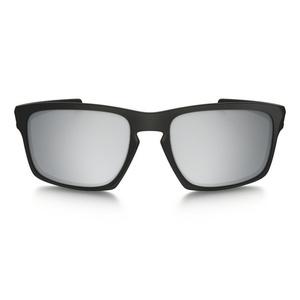 Slnečný okuliare OAKLEY Sliver Machinist Matte Blk w / chrome Iride OO9262-26, Oakley