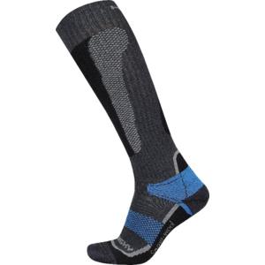 Ponožky Husky Snow Wool modrá