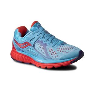 Dámske bežecké topánky Saucony Valor Blu / Org, Saucony