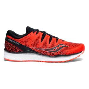 Pánske bežecké topánky Saucony Freedom iso 2 pozri Red/Blk, Saucony