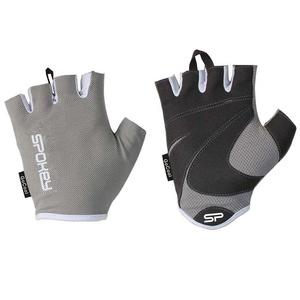 Dámske fitness rukavice Spokey LADY FIT šedé, Spokey