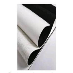 semišová podložka na cvičenie Spokey ARMA sivá 1,5 cm, Spokey