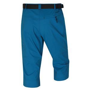Pánske 3/4 nohavice kléru M tm. modrá, Husky