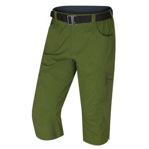 Pánske 3/4 nohavice kléru M tm. zelená