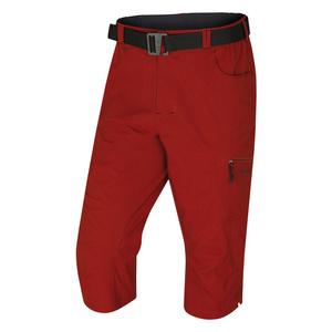 Pánske 3/4 nohavice kléru M tm. tehlová