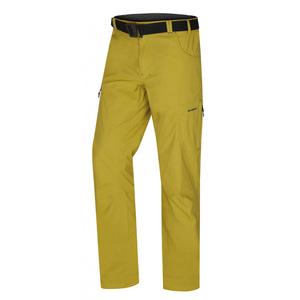 Pánske outdoor nohavice Husky Kahula M žltozelená, Husky