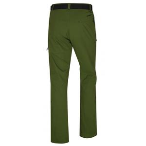 Pánske outdoor nohavice Husky Kahula M tm.zelená, Husky
