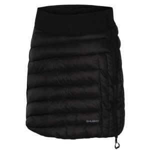 Dámska zimný sukňa Husky Freez L čierna