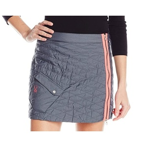 Zateplená sukňa Spyder 158153 grey