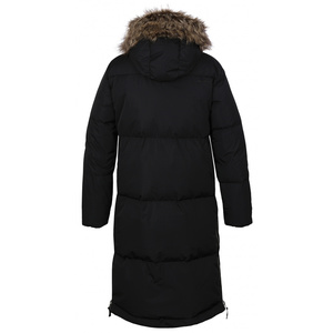 Dámsky páperový kabát Husky Downbag L čierna, Husky