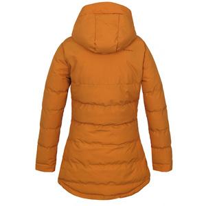 Dámsky hardshell plnený kabátik Husky Nilit L hr. oranžová, Husky