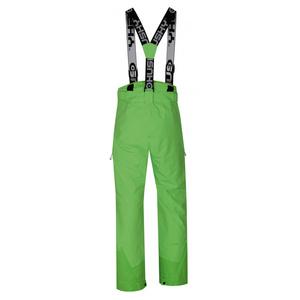 Dámske lyžiarske nohavice Husky Mital L neónovo zelená, Husky