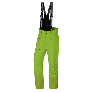 Pánske lyžiarske nohavice Husky Gilep M zelená