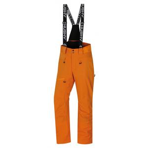 Pánske lyžiarske nohavice Husky Gilep M oranžová
