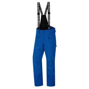 Pánske lyžiarske nohavice Husky Gilep M modrá