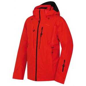 Pánska lyžiarska bunda Husky MONTRE M výrazná tehlová, Husky