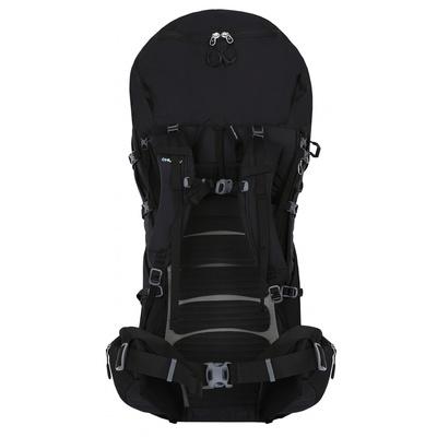 Batoh Ultralight Husky Ribon 60l čierna, Husky