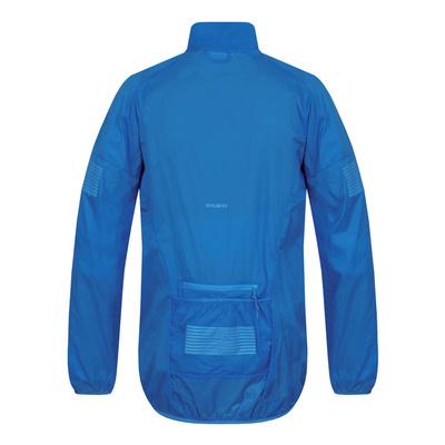 Pánska ultraľahká bunda Loco M modrá, Husky