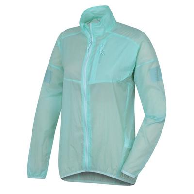 Dámska ultraľahká bunda Loco L sv. tyrkysová