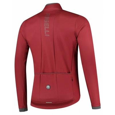 Pánska softshellová light bunda essential modrá, Rogelli