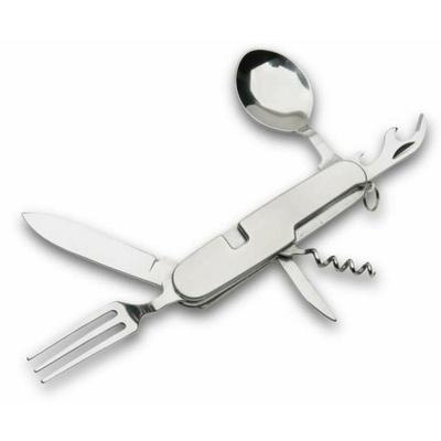 Nôž s príborom Ferrino COLTELLO CON POSATE 78111