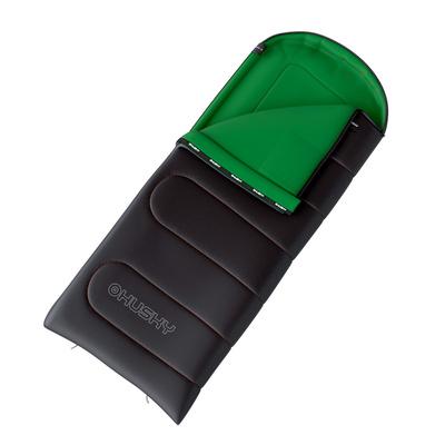 Dekový spací vak Husky Gala 0°C šedá/zelená, Husky