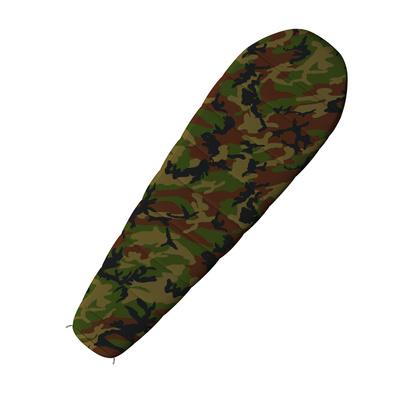 Vonkajší spací vak Husky Junior Army -10°C khaki, Husky