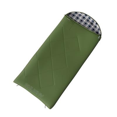 Dekový spací vak Husky Kids Galas -5°C zelená, Husky
