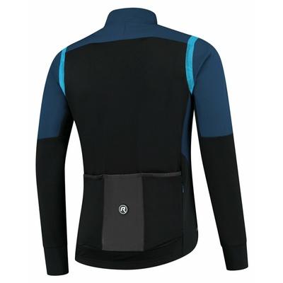 Pánska ultraľahká cyklobunda Rogelli Infinite bez zateplenia modro-čierna ROG351049, Rogelli