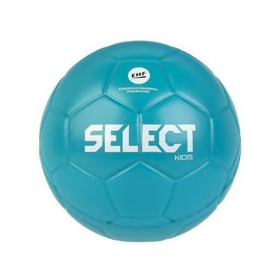 Hádzanárska lopta Select Foam ball kids tyrkysová, Select