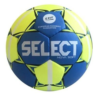 Hádzanárska lopta Select HB Nova žlto-modrá, Select