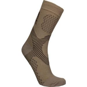Kompresný merino ponožky NORDBLANC Sinews NBSX16376_PRH, Nordblanc