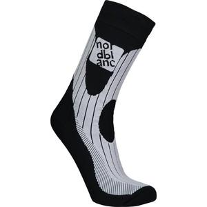 Kompresný športové ponožky NORDBLANC dERIVÁTY NBSX16378_CRN, Nordblanc