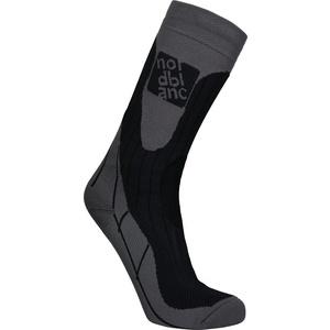 Kompresný športové ponožky NORDBLANC dERIVÁTY NBSX16378_GRM, Nordblanc