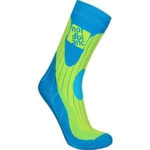 Kompresný športové ponožky NORDBLANC dERIVÁTY NBSX16378_MOD, Nordblanc