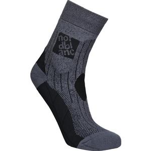 Kompresný športové ponožky NORDBLANC Starch NBSX16379_GRM, Nordblanc