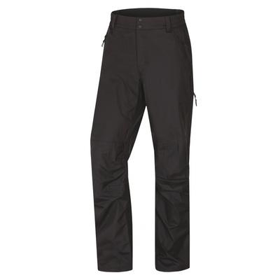 Pánske outdoorové oblečenie nohavice Husky Lamer M čierna
