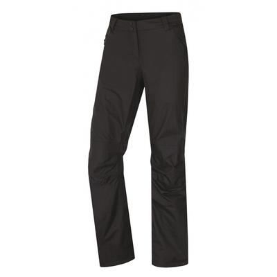Dámske outdoorové oblečenie nohavice Husky Lamer L čierna