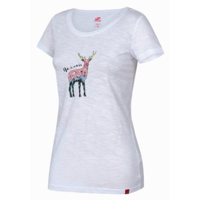 Dámske tričko Hannah Silena white, Hannah