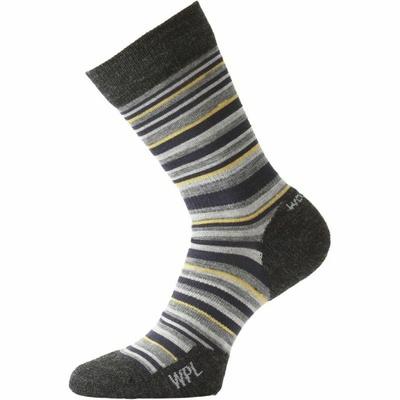 Merino ponožky Lasting WPL-801 modré, Lasting