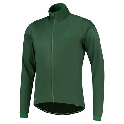 Pánska softshellová light bunda Essential zelená ROG351028, Rogelli