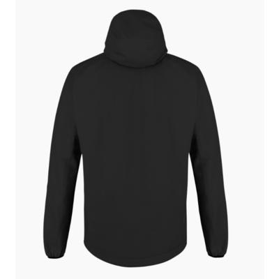 Pánska zimná bunda Salewa Vioz Powertex / polartec wool Alpha black out 28040-0910, Salewa