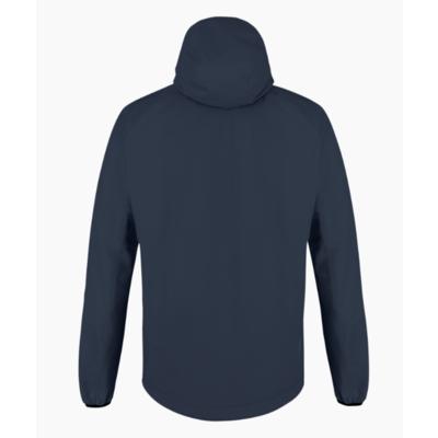 Pánska zimná bunda Salewa Vioz Powertex / polartec wool Alpha black out 28040-0910