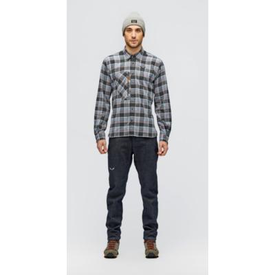 Pánske nohavice Salewa Pez AlpineWool blue jeans 28116-8600