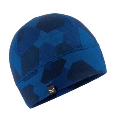 zimné čiapky Salewa Cristallo Beanie navy Cama 28169-3938