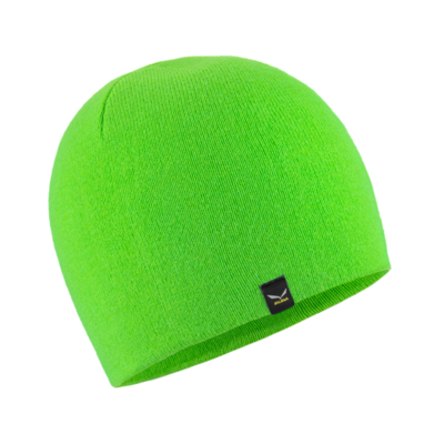 zimné čiapky Salewa Sella Ski Beanie pale frog 28171-5640