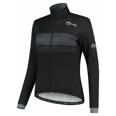 Dámska zimná bunda Rogelli Purpose čierna-biela ROG351083, Rogelli