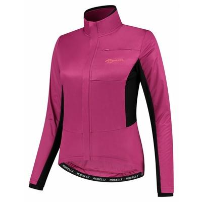 Dámska zimná bunda Rogelli Barrier ružová ROG351092, Rogelli
